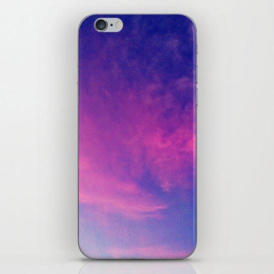 Sunrise series- Cloud of Pink iPhone & iPod Skin