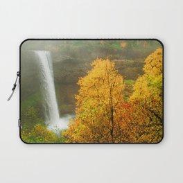 Waterfall into Fall Laptop Sleeve