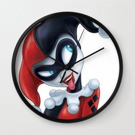 Puddin'! Wall Clock