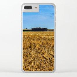 Happisburgh Landscape Norfolk Clear iPhone Case