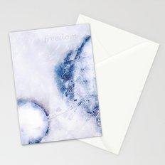 Freedom, still-life. Stationery Cards