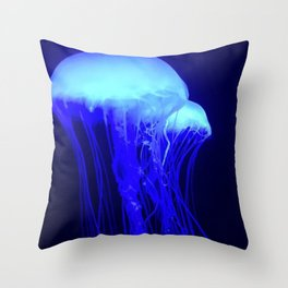 Ghosts of the Sea Throw Pillow