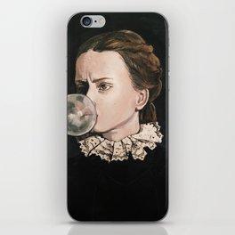Renaissance gum iPhone Skin