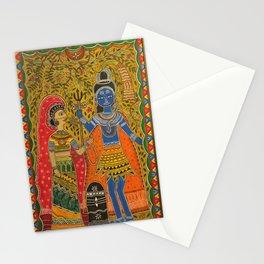 Madhubani Stationery Cards