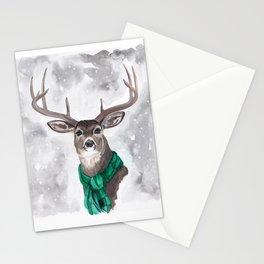 Mr. GQ Buck Stationery Cards