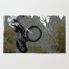 Off-roading - Motocross Racing Rug