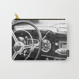 Classic Car Interior Carry-All Pouch