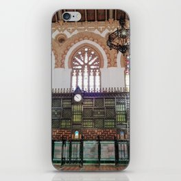 Old train station iPhone Skin