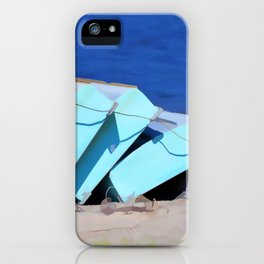 Boat for rent 1 iPhone Case