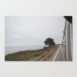 Road Tripping Canvas Print
