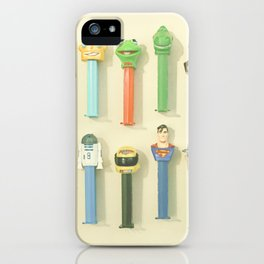 Candy Dispensers iPhone Case