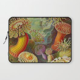 Vintage Sealife Underwater Laptop Sleeve