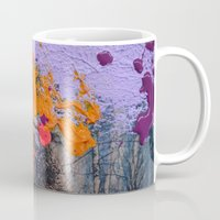 new jersey Mugs featuring New Jersey by Aniko Gajdocsi