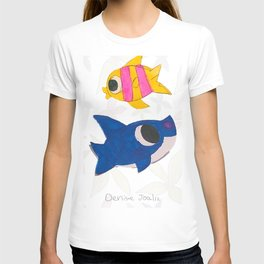 Ocean (Dibujitos de Denise) T-shirt