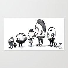 Teenie Memes 1 Canvas Print