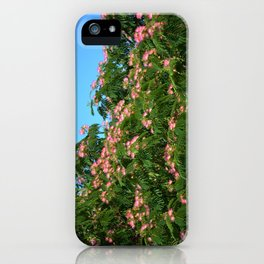 Mimosa Branch iPhone Case