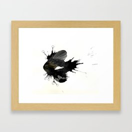 Spotted Fish Framed Art Print