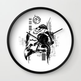 Echo Gear - Phosphate Wall Clock