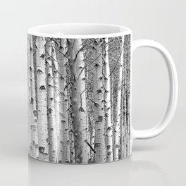 Birch Trees Coffee Mug