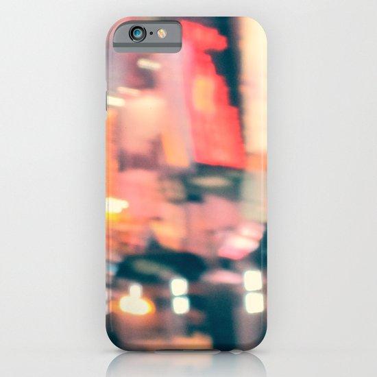 NY Lights iPhone & iPod Case