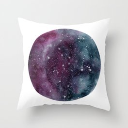 Trust the Universe Throw Pillow