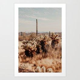 Desert Arizona | Fine Art Travel Photography Art Print