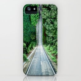 Inception Road iPhone Case