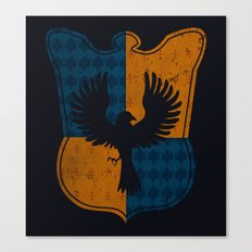 Ravenclaw House Canvas Print
