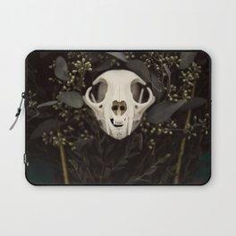 Skull and Bone Laptop Sleeve