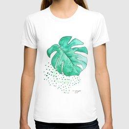 monstera monday T-shirt