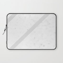 Marble Simplicity (Grey) Laptop Sleeve