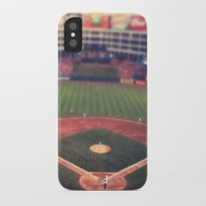 At the Ballpark   Slim Case iPhone X