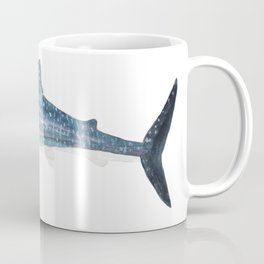whale shark Coffee Mug