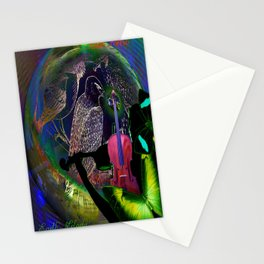 Earth Melody Stationery Cards