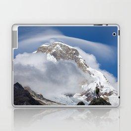 Take a deep breath Laptop & iPad Skin