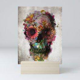 SKULL 2 Mini Art Print