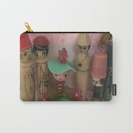 Surround Yourself Happy Carry-All Pouch