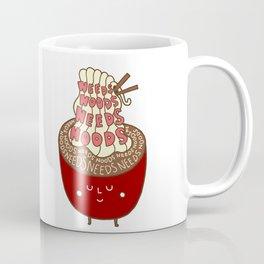 Needs Noods Coffee Mug