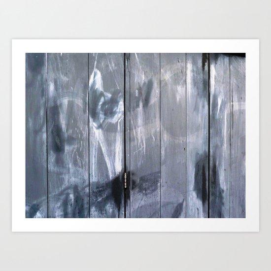 Urban Abstract 54 Art Print