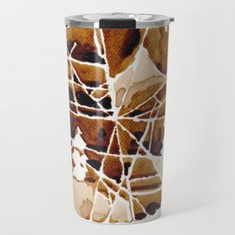 the mountain and the spider Travel Mug