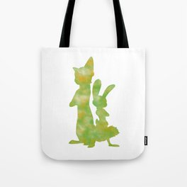 Zootopia Tote Bag