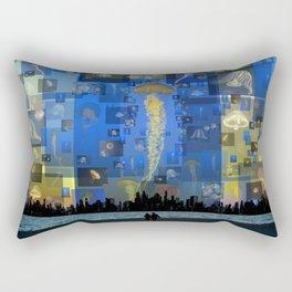 Our Jellyfish Sky Rectangular Pillow