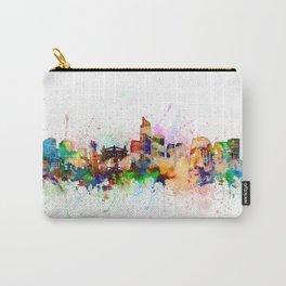 oslo skyline artistic Carry-All Pouch