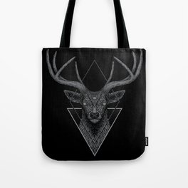 Dark Deer Tote Bag