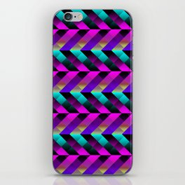 Dark Purple iPhone Skin