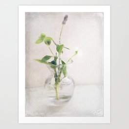 Tiny Flower Art Print