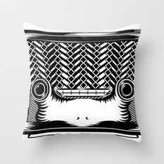 RadioSapo Throw Pillow