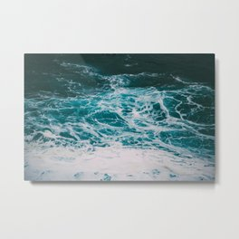 Wave ii Metal Print