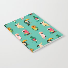 Tropical Tweet Notebook