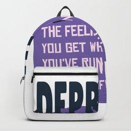 Depresso Meme Backpack